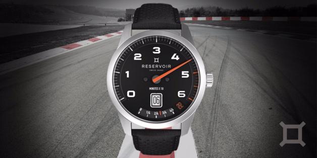 Réservoir : nouvelle marque horlogère franco-suisse