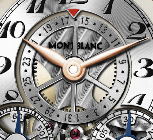 Montblanc Star Nicolas Rieussec Monopusher Chronograph Open Date