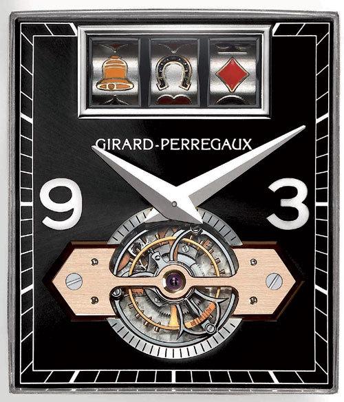 Girard-Perregaux Vintage 1945 Jackpot Tourbillon en or blanc : faites vos jeux !