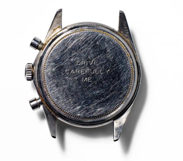 """La Daytona de Paul Newman : mise aux enchères d'une """"montre qui n'a pas de prix"""""""