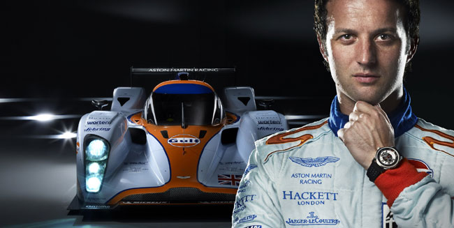 AMVOX2 Chronograph Racing : deux séries limitées Jaeger-LeCoultre présentées au Mans 2009