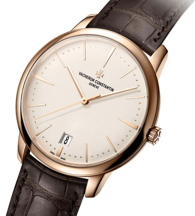 Vacheron Constantin Patrimony 36 mm : montre mixte