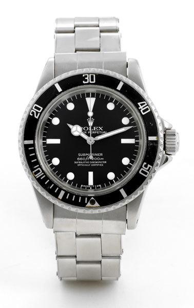 La Rolex de Steve McQueen vendue par Antiquorum 234.000 dollars