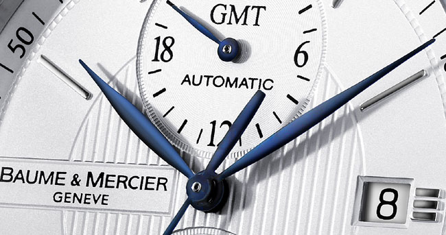 Baume et Mercier : élégance et sobriété de l'acier pour les Classima Executives