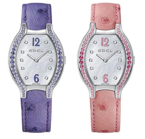 Ebel Grande Beluga Tonneau : des montres idéales pour l'été