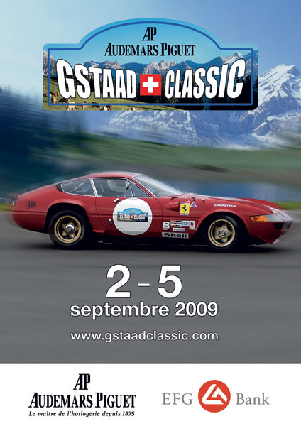 Royal Oak Offshore « Gstaad Classic 2009 » : une série limitée à 50 exemplaires