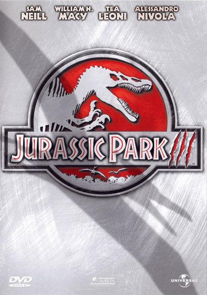 Jurassic Park III, DR