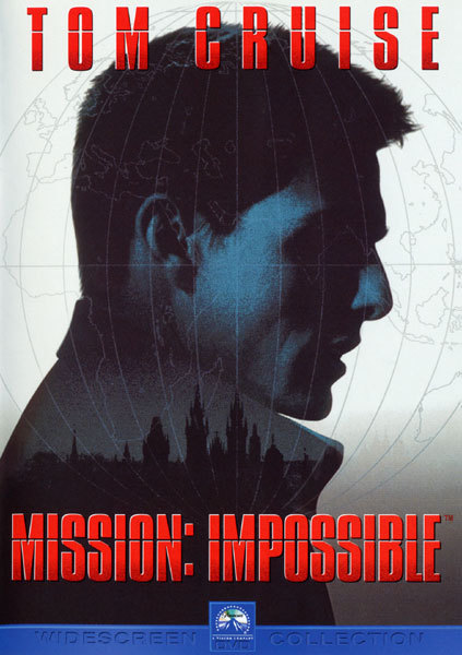 Mission Impossible, DR