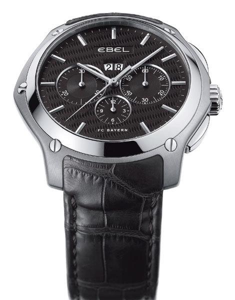 Chronographe Ebel Classic Hegaxon
