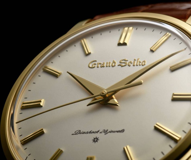 Grand Seiko : vintage nippon