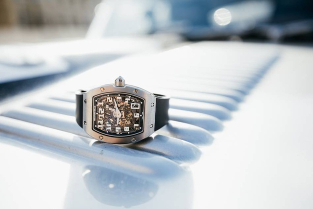 Entretien avec Richard Mille : horlogerie, nouveaux matériaux et voitures de course