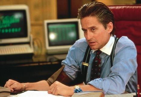 Wall Street, DR