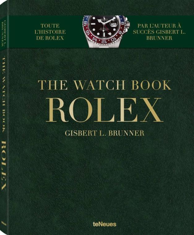 The Watch Book Rolex : un ouvrage de référence sur la marque à la couronne