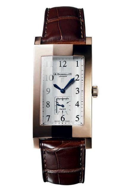 Alfred Dunhill lance une nouvelle collection de montres dotées de calibre Jaeger-LeCoultre