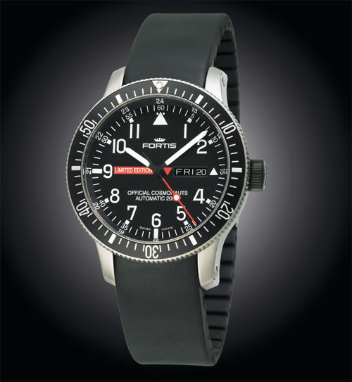 Fortis B-42 Official Cosmonaut Mars 500