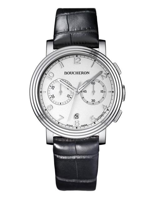 Un chronographe « rétro-chic » pour Boucheron à la rentrée