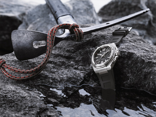 Ingenieur Automatic Mission Earth : une IWC « coffre-fort »