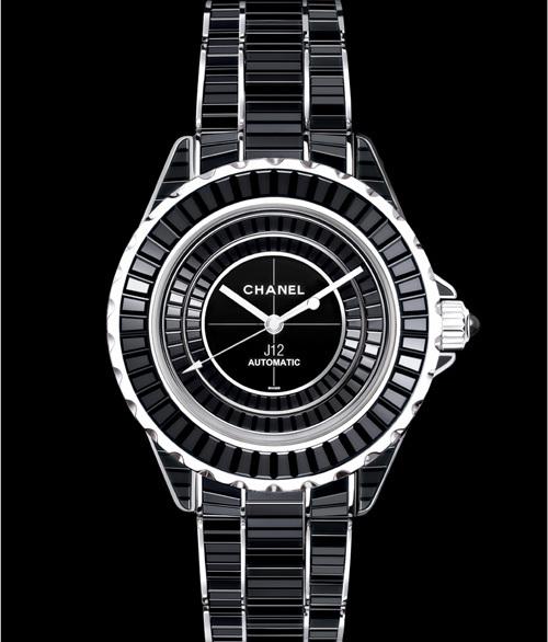 Chanel J12 Noir Intense