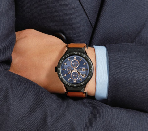 La TAG Heuer connectée Kingsman en vente exclusive sur Mr Porter