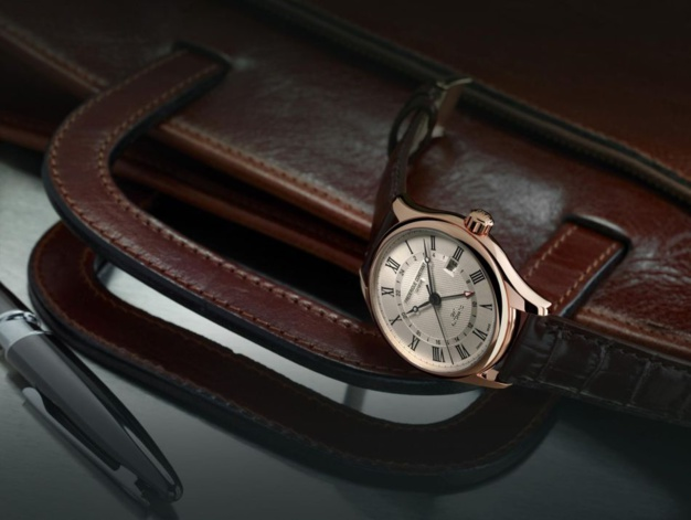 Frédérique Constant Classics Automatique GMT : intemporelle