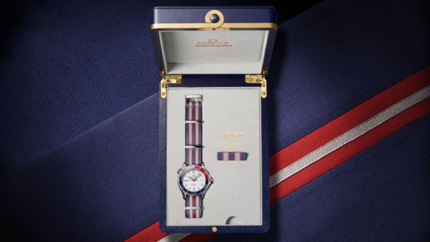 """Omega Seamaster Diver """"Commander's watch"""" édition limitée 7.007 exemplaires"""
