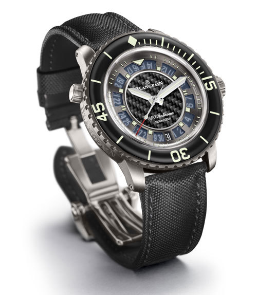 Blancpain 500 Fathoms Only Watch