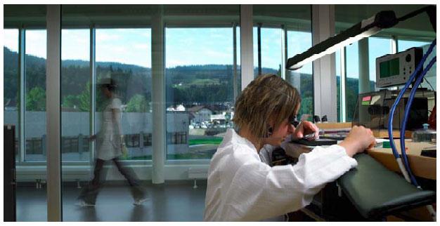 Audemars Piguet ouvre les portes de sa nouvelle manufacture des Forges