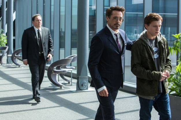 Spider-Man Homecoming : Robert Downey Jr porte une Urwerk 110