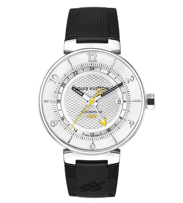 Louis Vuitton Tambour Moon : une GMT pour grands voyageurs