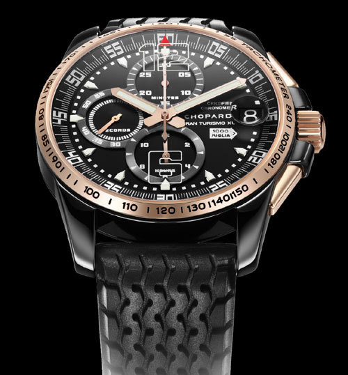 Chopard 1000 Miglia GT XL Chrono Speed Black