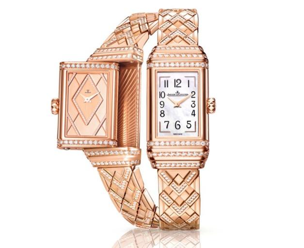 Jaeger-LeCoultre Reverso One Duetto Jewelry : montre ou bijou ? Les deux...