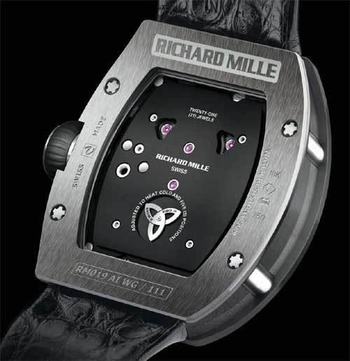 RM 019 Tourbillon