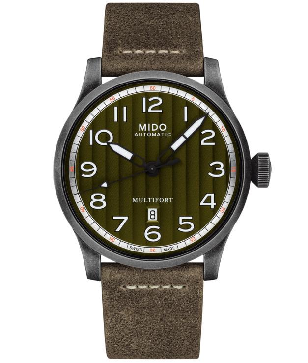 Mido Multifort Escape : une