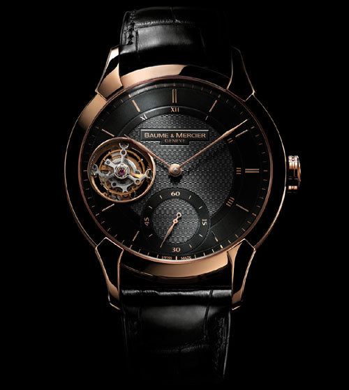 William Baume Tourbillon volant