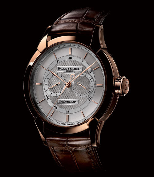 William Baume Chronographe Monopoussoir