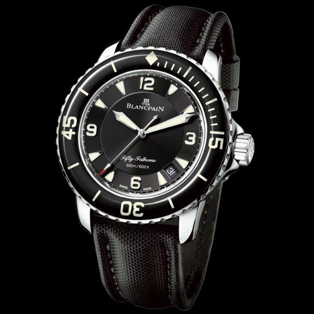 La Blancpain Fifty Fathoms vue par Yan Berlet, responsable du SAV et horloger chez Bucherer
