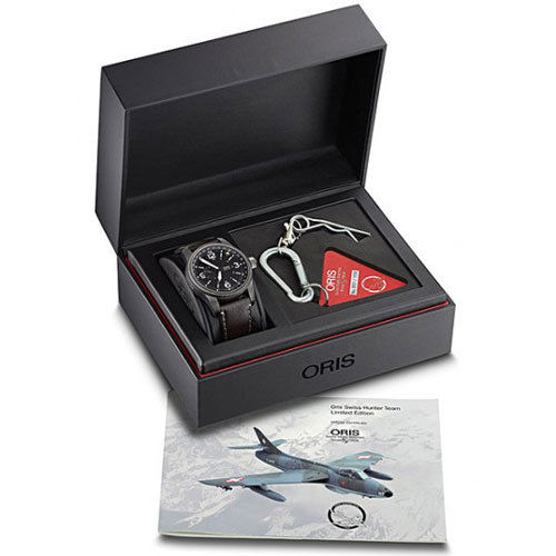 Oris Swiss Hunter Team Limited Edition