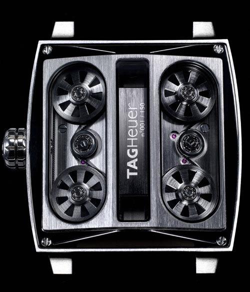 Monaco V4 : quand un concept watch Tag Heuer devient réalité...