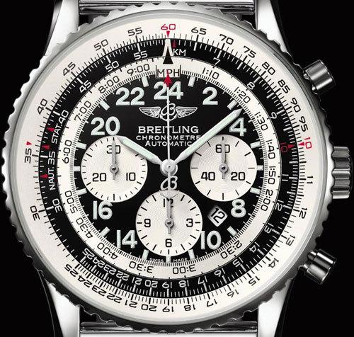 Breitling Cosmonaute, 125ème anniversaire