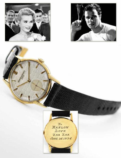 Montre Vacheron Constantin de Marlon Brando