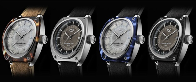 Sartory Billard SB 02 : une nouvelle collection plus accessible