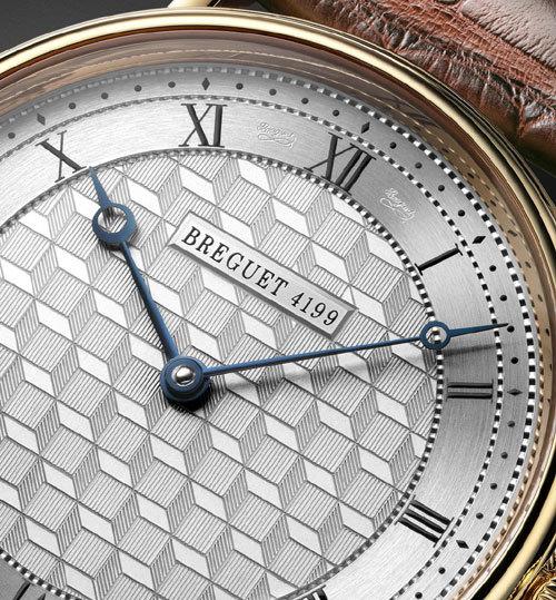 Breguet  Classique Art Deco 5967 : éloge de l'élégance et du raffinement