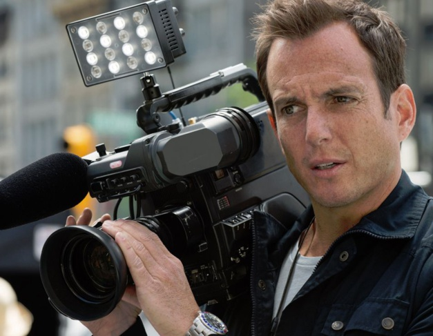 Ninja turtles, Will Arnett and his Rolex GMT Master 2 Pepsi