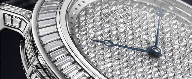 Breguet Classique Grande Complication N°7639 : une Répétition minutes haute joaillerie, le luxe à l'état pur !