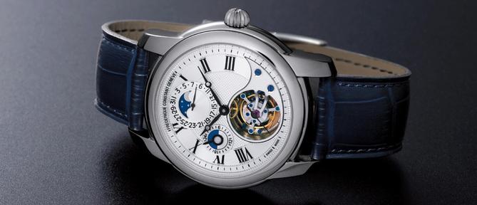 Manufacture Tourbillon Moonphase Date 24 Silicium : la haute horlogerie vue par Frédérique Constant