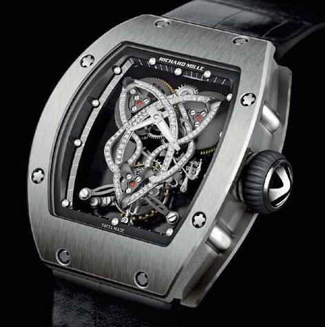 La RM 019 Tourbillon Richard Mille remporte le Grand Prix d'Horlogerie de Genève - Asia Edition 2009