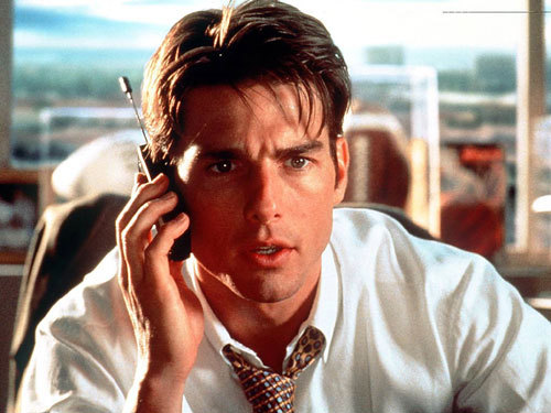 Jerry Maguire, DR