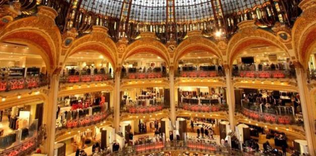 """""""Une montre, une histoire"""" : expo horlogère aux Galeries Lafayette Haussmann"""