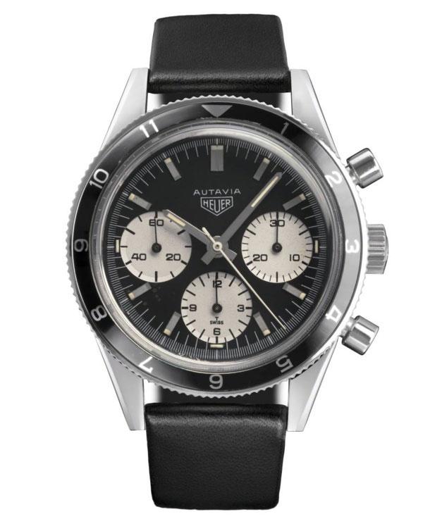 Heuer Globetrotter : 400 montres de collection autour du monde