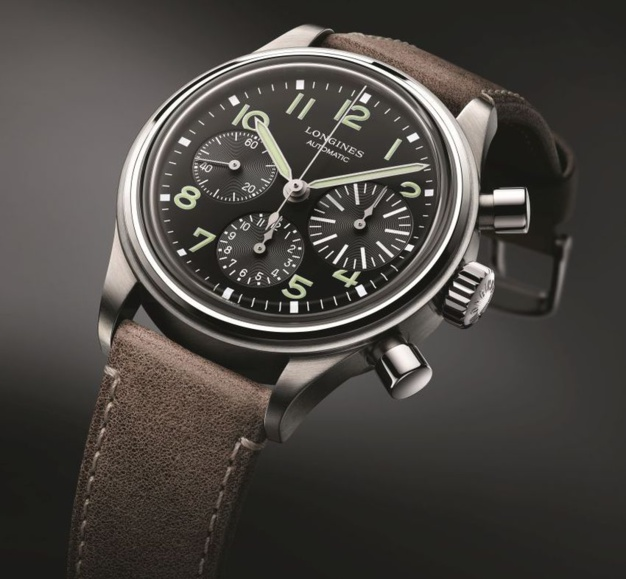 The Longines Avigation BigEye : une montre de pilote très réussie